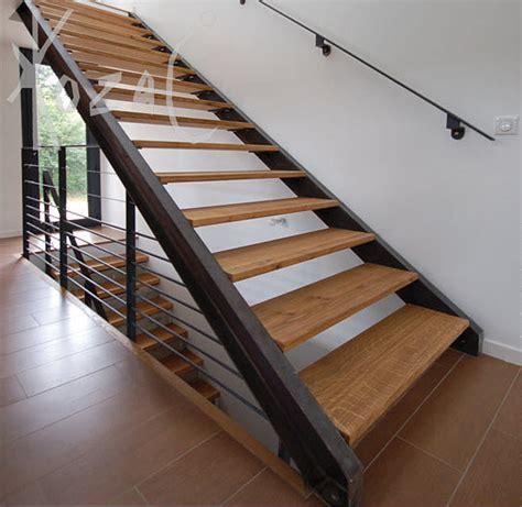 Metal Stairs Design Staircases Extravagant Metal Stringer Stairs