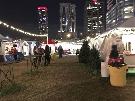 shop at charlotte christmas village self guided walking tour of uptown on the cheap