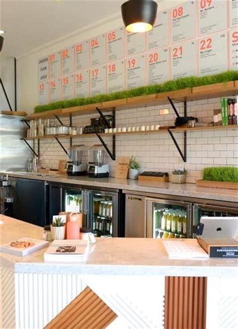 Juice Bar Design Ideas by 17 Best Ideas About Juice Bars On Juice Bar