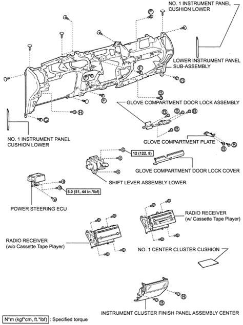 small engine service manuals 2005 toyota prius windshield wipe control service manual 2002 toyota prius dash repair repair service instrument cluster combination
