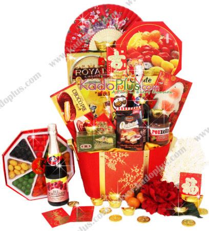 new year parcel jakarta parcel imlek great fortune toko bunga florist