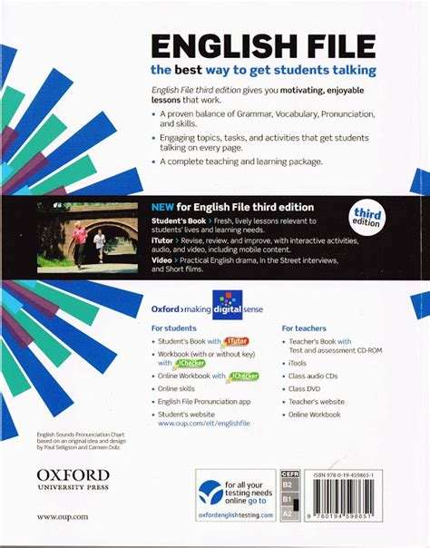 english file third edition 0194598748 english file pre intermediate third edition student s book w itutor dvd rom new ebay