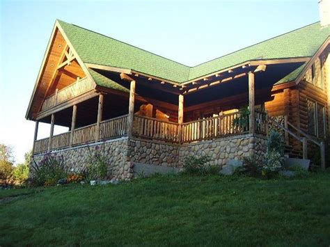 poconos rentals galilee luxury log cabin