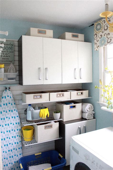 Laundry Room Wall Storage Flow Wall Storage Solutions Contemporary Laundry Room Salt Lake City By Flow Wall System