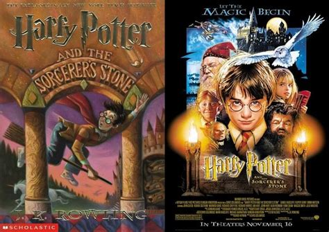 harry potter quiz film vs book obs book vs movie harry potter and the sorcerer s stone