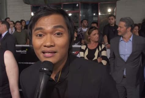 thai actor fast and furious tony jaa wows hollywood at fast and furious 7 premiere