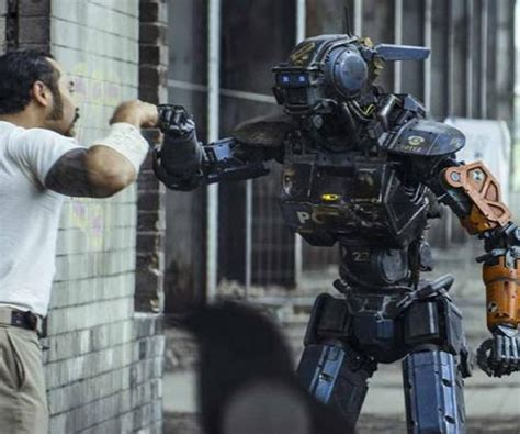 film robot gangster chappie real gangsters