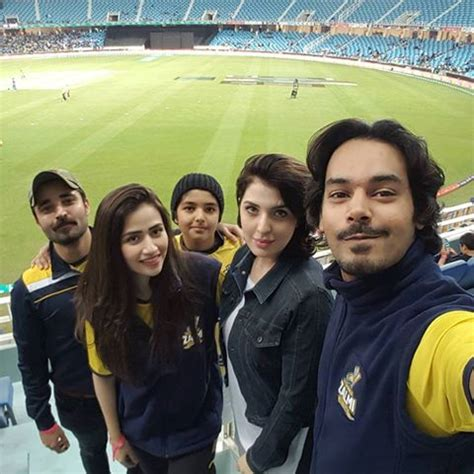 sana javaid hamza ali abbasi and gohar rasheed cricket