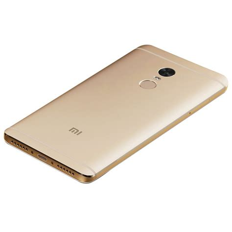 Xiaomi Note4x 332 Gold xiaomi redmi note 4 64gb gold gadget bistro