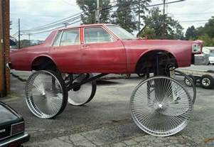 Donk Chevrolet 10 Craziest Donk Cars We Seen