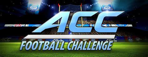 acc football challenge acc football challenge naquatic