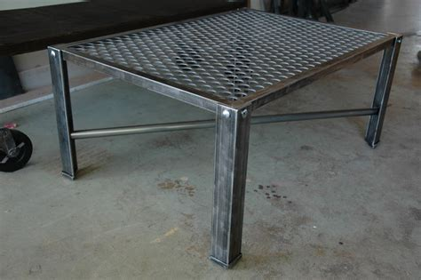 decoration ideas metal coffee table metal frame coffee