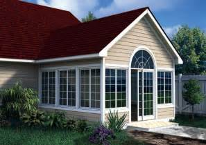 Sunroom Additions Plans Gabled Sunroom Addition Plan Joy Studio Design Gallery