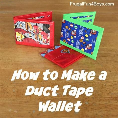 how to make a duct card holder 9 best images about duct on crafts about