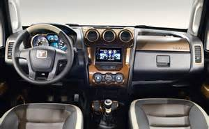 Ford F350 Interior Troller