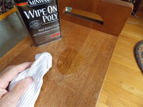 Make Your Own Touch Up Kit   Minwax Blog