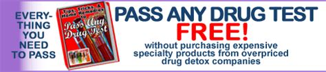 pass a hair test using our products guaranteed