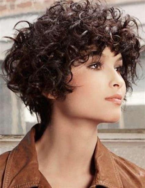 cortes para cabello rizado para mujeres de 50 aos de 120 cortes de pelo corto para mujer verano 2018
