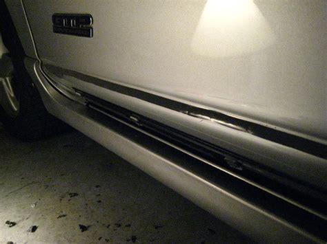Car Door Trim Molding reattach automotive door molding trim 018
