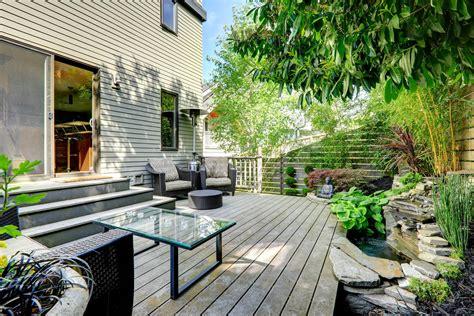 terrassengestaltung sichtschutz f 252 r neugierige blicke - Terrassengestaltung Sichtschutz