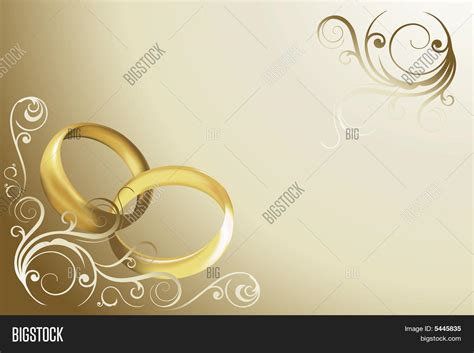 wedding sts for card wedding rings card stock vector stock photos bigstock