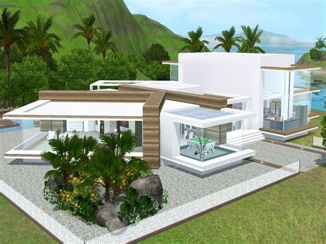 Sims 3 Modern House Plans Modern House Plans Sims 3 Www Pixshark Images