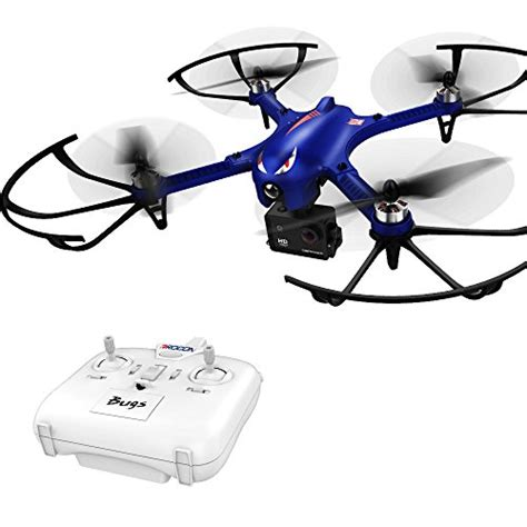 Rc Quadcopterdrone V303 Part Brushless Speed Controller Blue Light drocon blue bugs 3 high speed mjx quadcopter drone powerful brushless motors 15 minutes