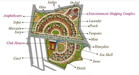 hm world city location map 1947 sq ft 3 bhk 4t apartment for sale in hm world city jp