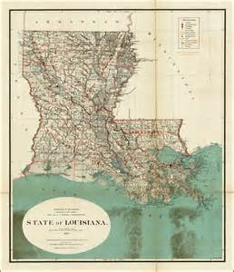 state of louisiana 1887 compiled from the official