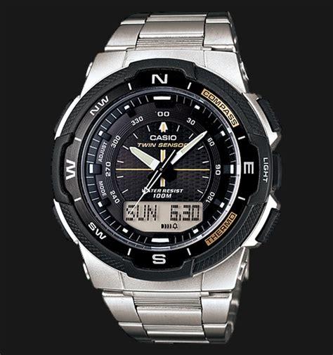 Jam Tangan Casio Sgw 500 2bv casio sensor sgw 500hd 1bvdr jamtangan