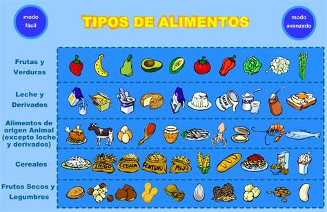 alimentos con mucha prote na caracter sticas y clasificaci n de los alimentos crea y
