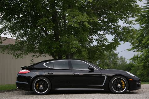Porsche Panamera Tuned by Porsche Panamera Turbo Tuned By Switzer To Produce 680 Hp