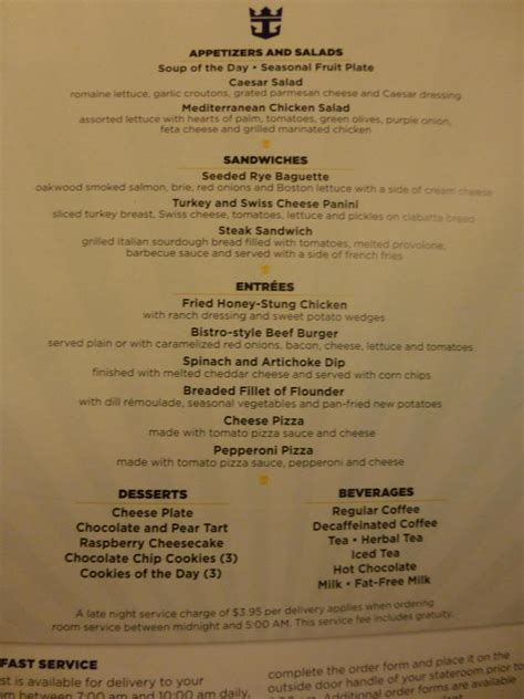 room menu of the seas dining room menu room design ideas