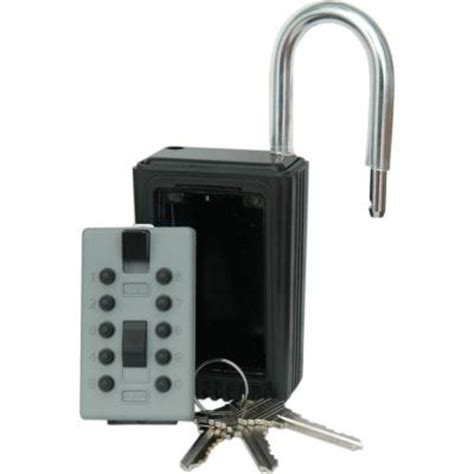 lockstate keydock 5 key door access lockbox discontinued