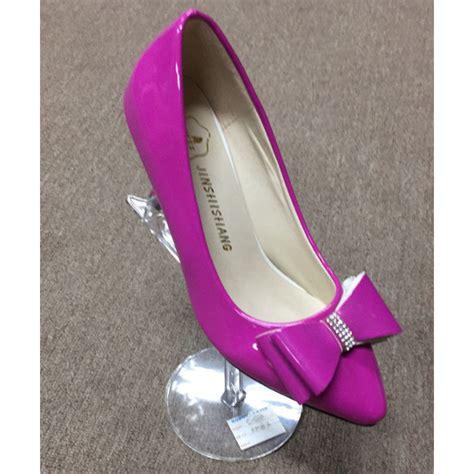 acrylic high heel shoe display pivoting pack of 5 max