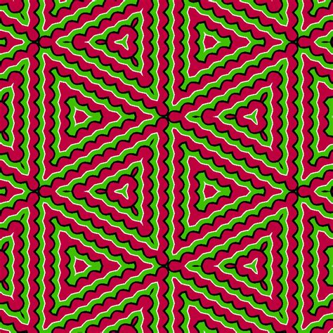 color optical illusions trippy pulsating color illusion