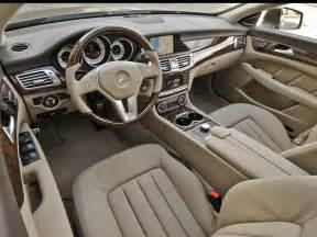 Interior Of Mercedes Mercedes Cls Interior Image 279