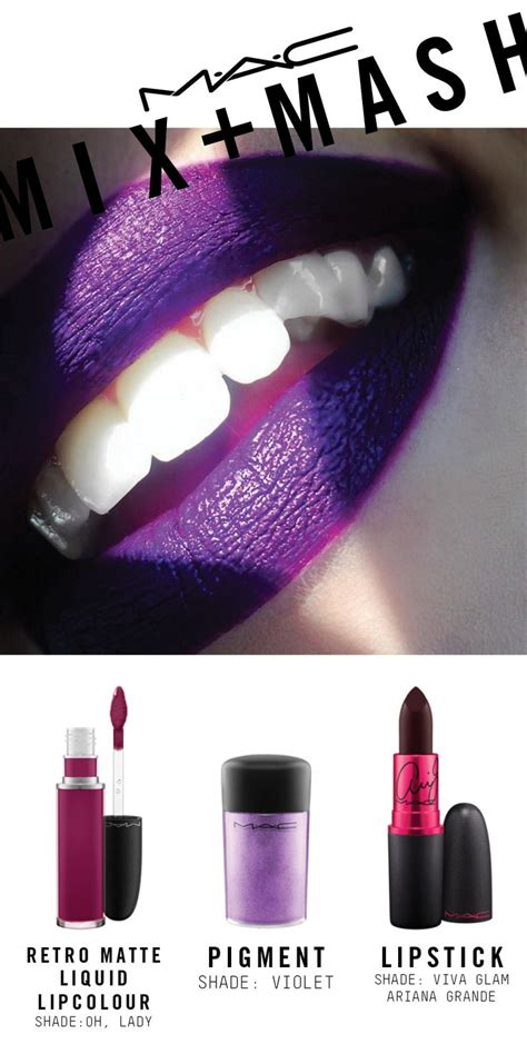 Lip Liner Viva 16 best images about m 183 a 183 c mix mash on