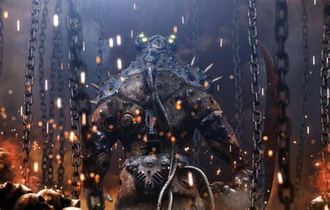 dog wallpaper spike and skull 10477 wallpaper walldiskpaper wallpaper skull chain model monster armor machine
