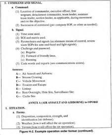 Inspection Reports Template fm 7 93 appendix h