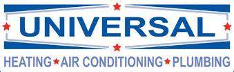 Universal Plumbing Richmond heating richmond va air conditioning furnace repair