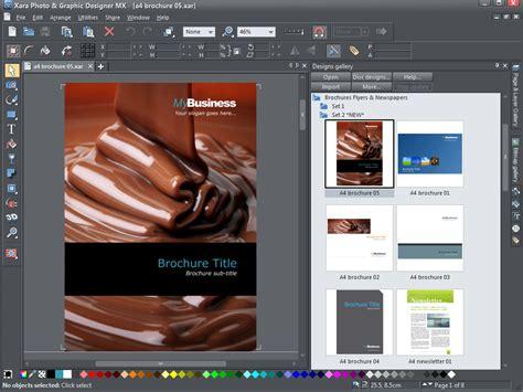 graphics design download free software xara photo graphic designer mx shareware version 8 by