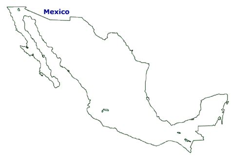 Search Mexico Mexico Outline Images Search