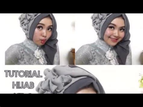 tutorial segi empat rawis simple 5 tutorial hijab segi empat paris rawis wisuda pesta