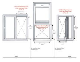 Window Sill Size Technical Specs For Windows Doors Arcadia Monrovia
