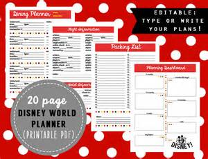 disney itinerary template disney itinerary planner template vacation day itinerary