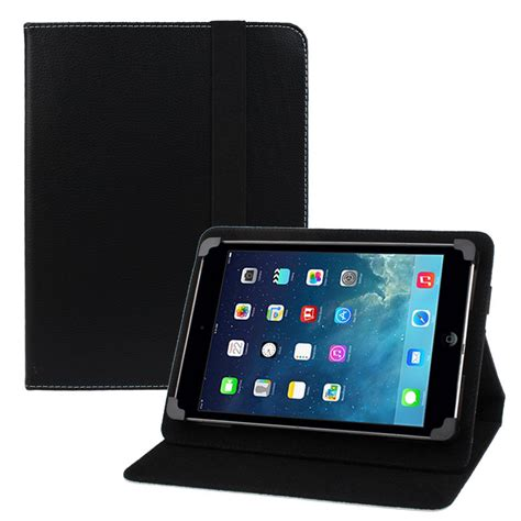 ebay tablets hot universal 7 inch leather shell stand skin case cover