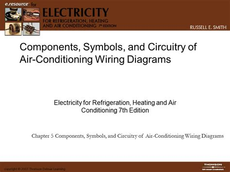 heating and air conditioning wiring diagrams air