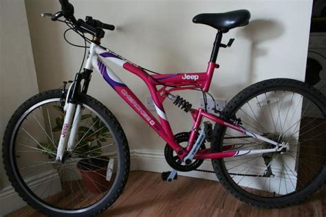 jeep cherokee mountain bike jeep cherokee s 26 inch mountain bike for sale in fairview