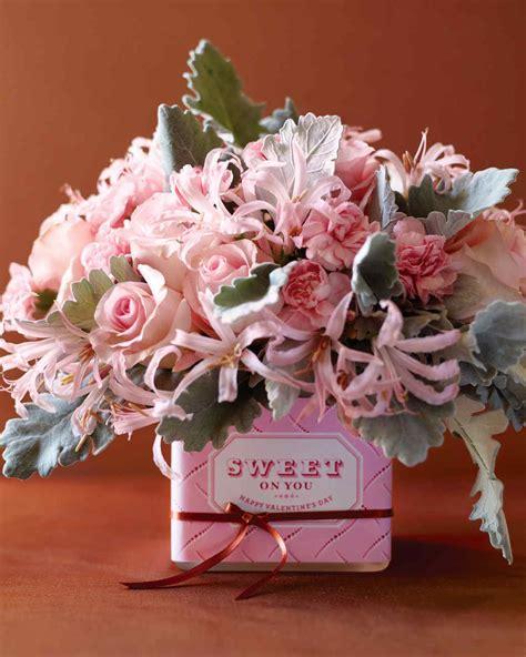pretty flowers for valentines day s day flowers martha stewart